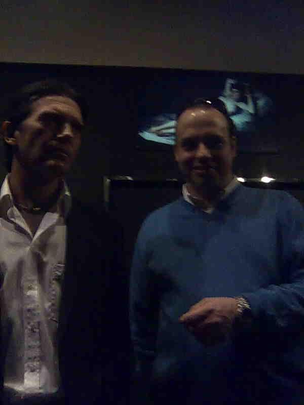 Antonio Banderas y Enrique en ...