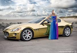 chica coche