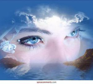 ojos de Dios