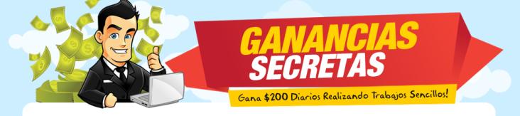 ganancias secretas